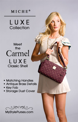 Miche Luxe Collection Carmel Classic Shell