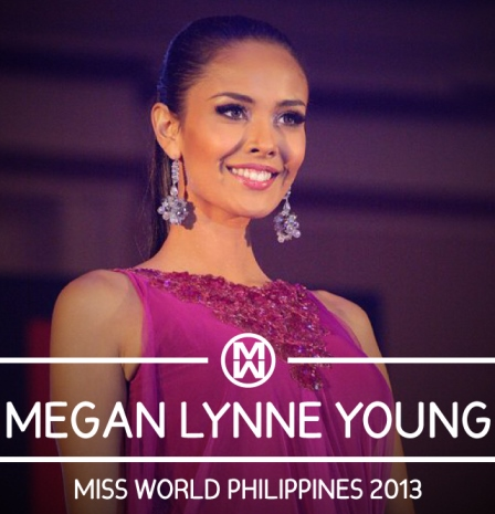Megan Young Miss World Philippines 2013 [Photo by M Hebrona/Rappler]