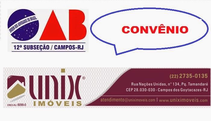 Convênio com a Unix