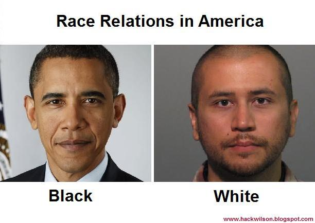 race relations in america Both white and african american residents nationally agree that race relations in the united states have deteriorated during the past year but, the consensus ends there.