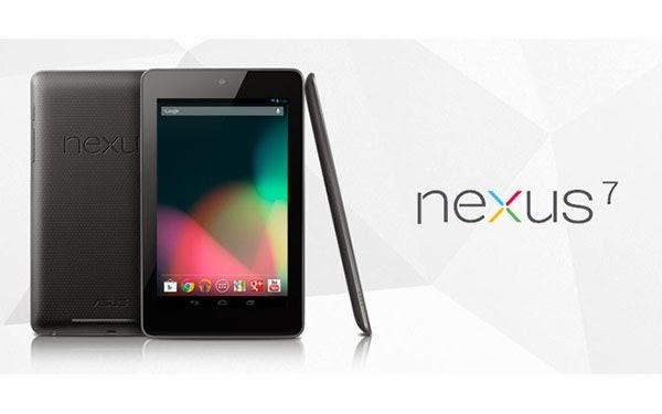Harga Dan Spesifikasi Asus Google Nexus 7 32GB (3G)