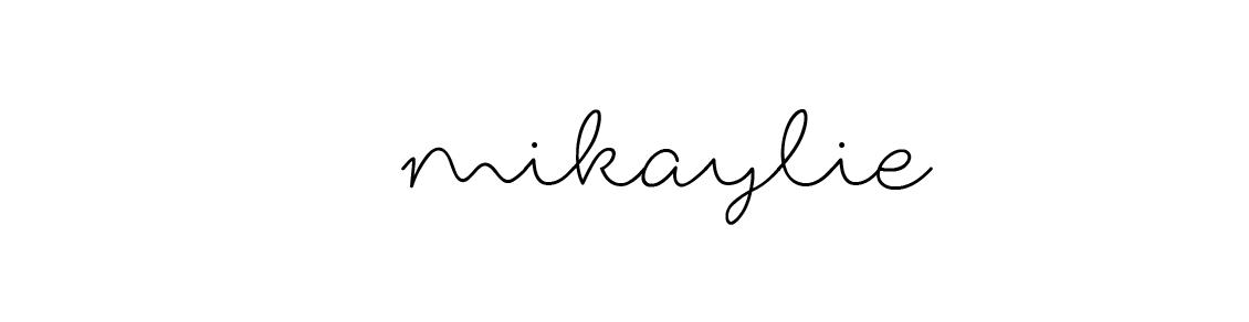 Mikaylie