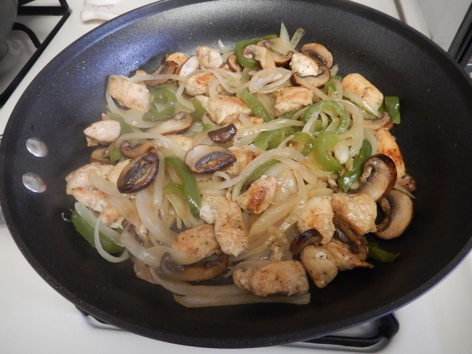 Weight loss vegan dinner