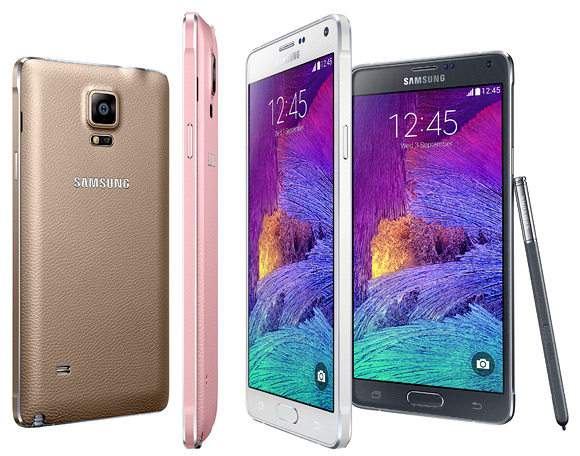 T-Mobile Samsung Galaxy Note 4 Review