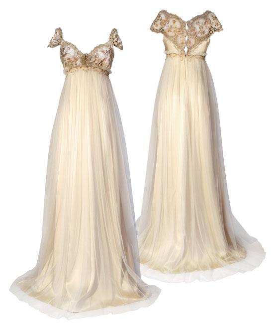 Regency Style Wedding Dresses 95