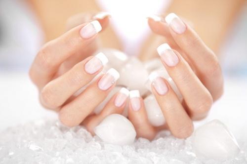Image result for apply Baking Soda whiten nails