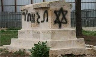 Militan Yahudi 'Bayar Harga' Nodai Makam Kristen