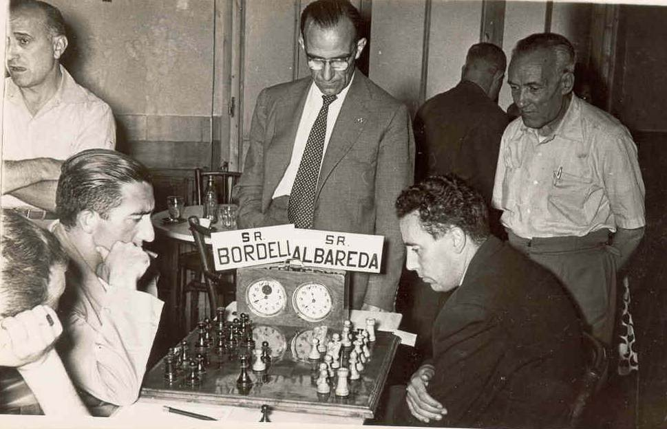 club d'escacs sant andreu: el ajedrez en la pobla de lillet (y iv