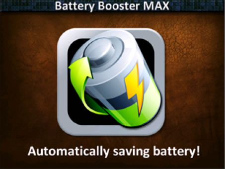 Download Aplikasi Blackberry - Battery Booster Max v.1.1.0