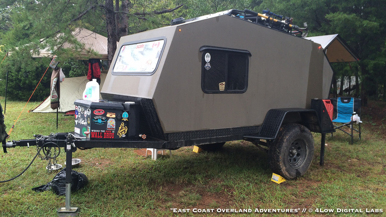 Elegant A Teardrop Camping Trailer By Vintage Overland All Photos Courtesy Of Vintage Overland Despite Falling Out Of Fashion In The 1960s, The Teardrop Camper Trailer Has Made A Comeback, And A New Class Of Campers Is Taking The Iconic