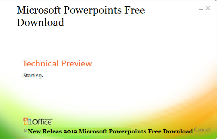microsoft powerpoint free download 2012