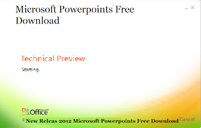 Mircrosoft powerpoint free download
