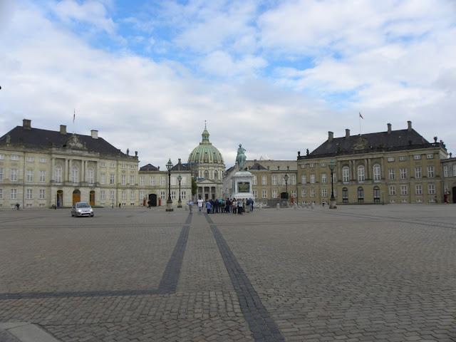 Amalienborg Palace Copenhagen