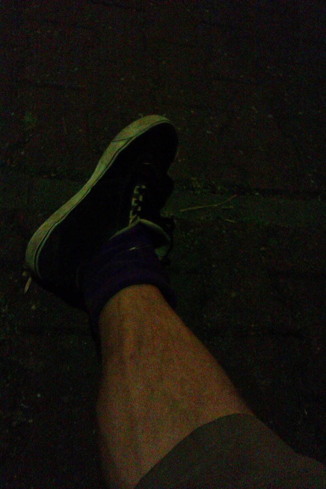 Foot leg photo