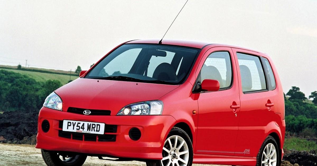 Car And Car Zone Daihatsu Yrv 2004 New Cars Car Reviews Car