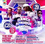 Dance Afrique concert-Psquare,Flavour &Shatta Wale