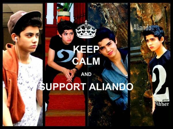 Wallpaper dan Foto Aliando