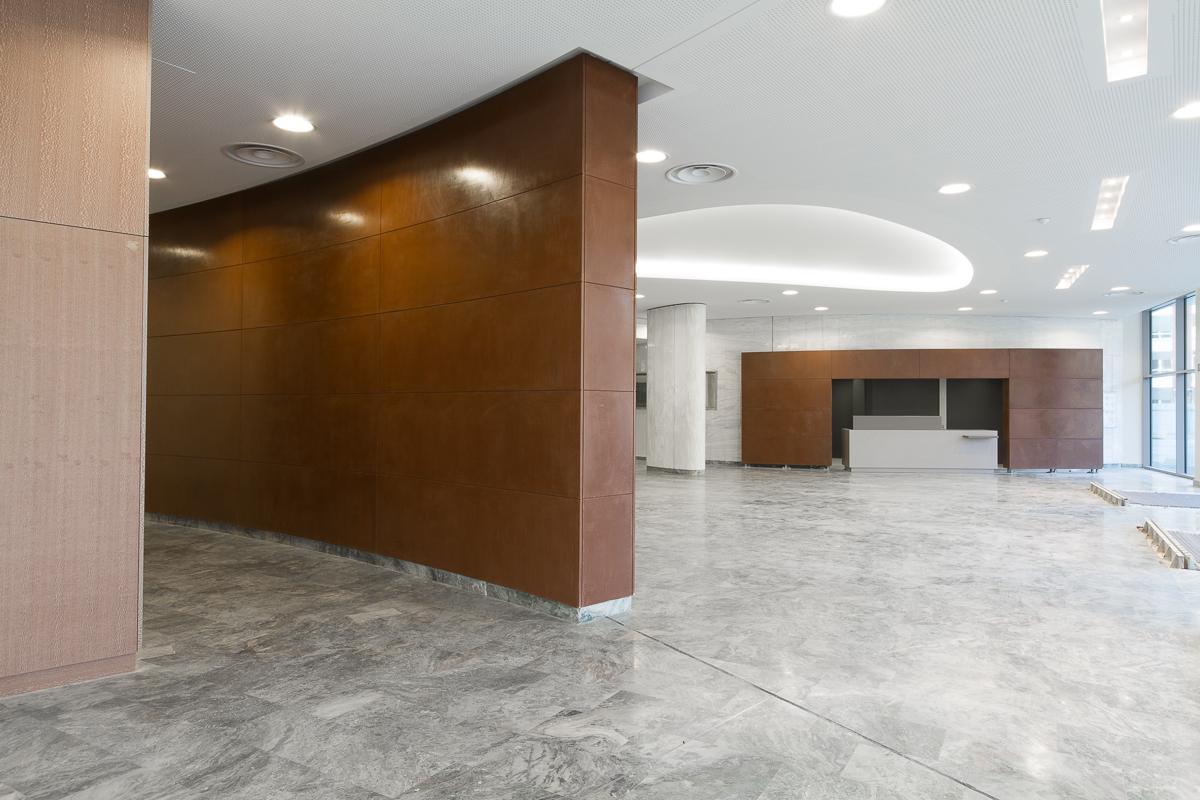 agence d 39 architecture int rieure parallel paris livraison de la tour a pour le ministere de. Black Bedroom Furniture Sets. Home Design Ideas