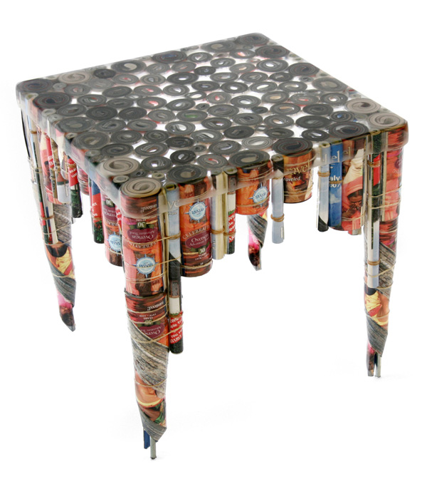 The art of up cycling diy furniture really cool for Diy from recycled materials