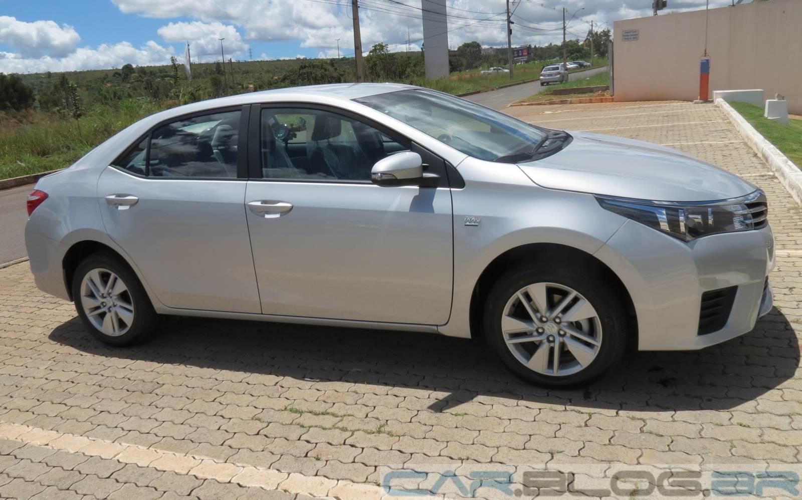 Toyota Corolla - segundo carro usado mais desejado pelo consumidor