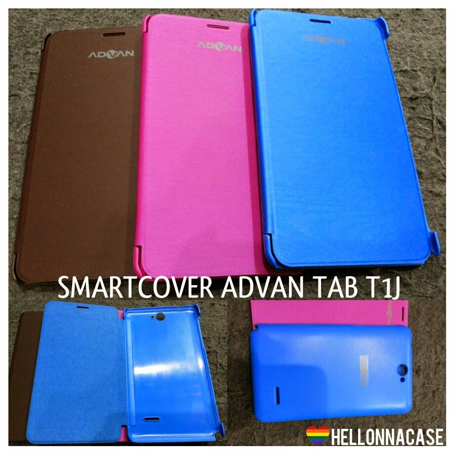 Softcase Glossy Advan Vandroid Tablet T1J