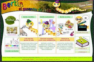 http://duendecrispin.com/gusanito-de-seda/index.html