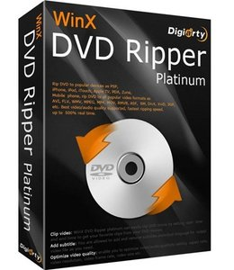 WinX DVD Ripper Platinum 7.2.0.105