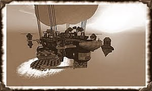 Airship Horus