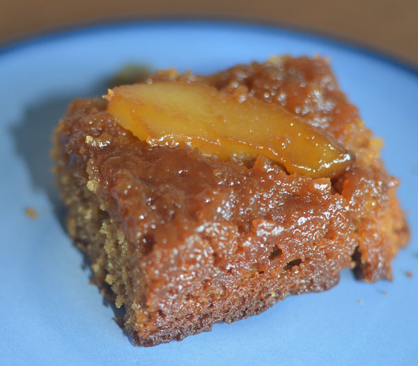 cake pear spice bundt cake upside pear cake black sesame pear tea cake ...