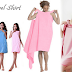 Baju Handuk Multifungsi-Wearable Towel
