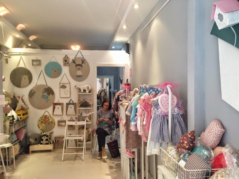 POP UP INFANTIL que asistimos en MADRID