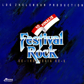 Various Artists - 10 Finalis Festival Rock (Se-Indonesia Ke-VI) on iTunes