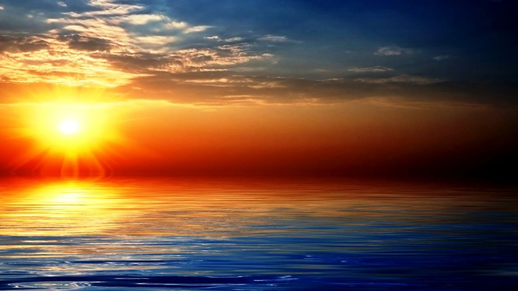 HD Wallpapers: sunset ...