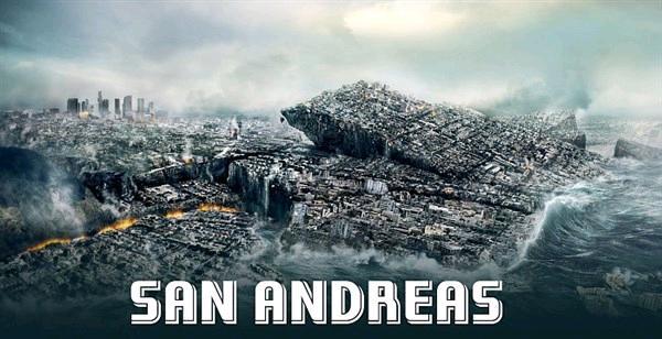 San Andreas Fayı Türkçe Dublaj HD WEB-DL Full indir