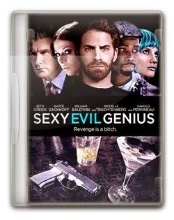 A Vingança de Nikki (Sexy Evil Genius)   DVDRip Dublado + RMVB