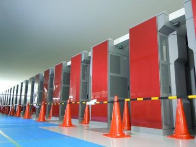 Superkomputer Jepun menjadi yang terpantas di dunia