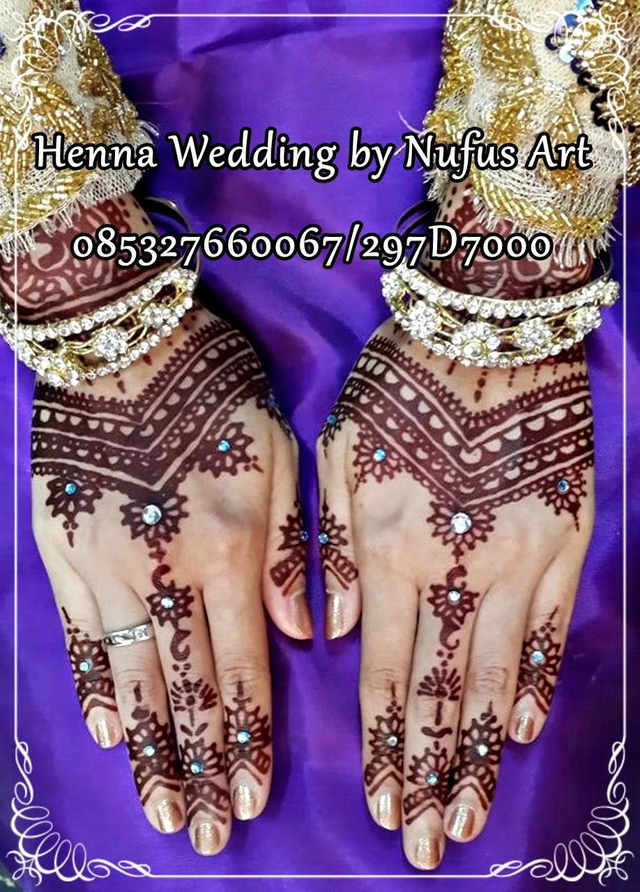 Henna Wedding Di Kebun Jeruk Bogor Cinangka Rempoa Tebet