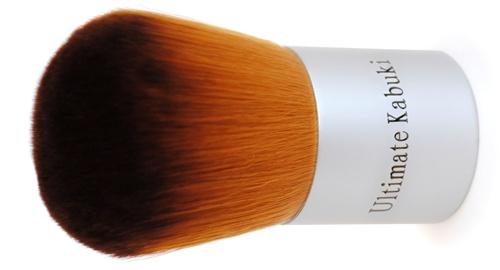 brocha de maquillaje kabuki