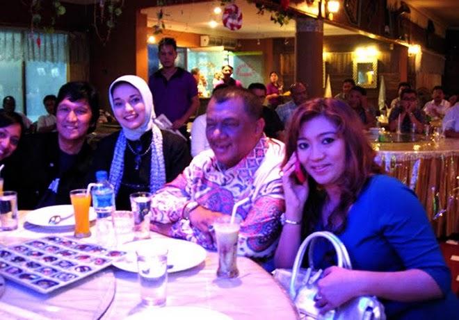 Mbak Vonny Edi, Ikang Fawzi & Marissa Haque, Gubernur Sumatra Utara