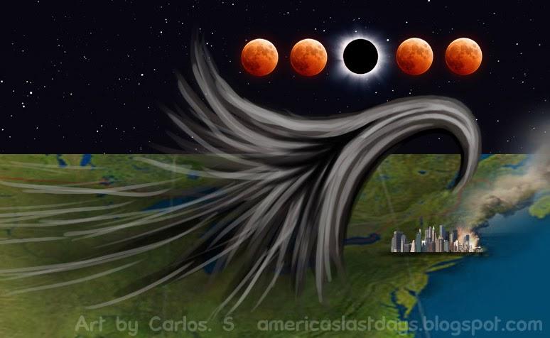 2014 2015 New York Vortex Sign of Blood Moons 2014 - 2015