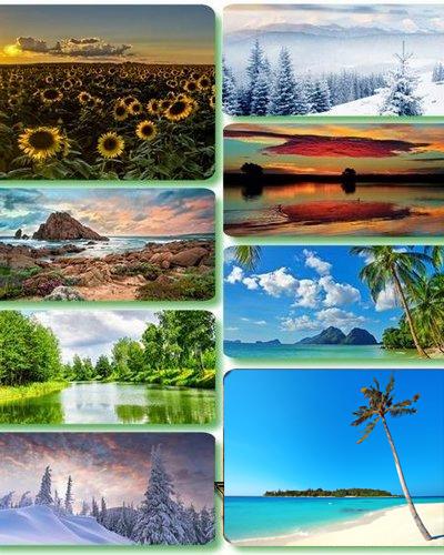 Wallpapers de paisajes nº 11 (100 jpg)
