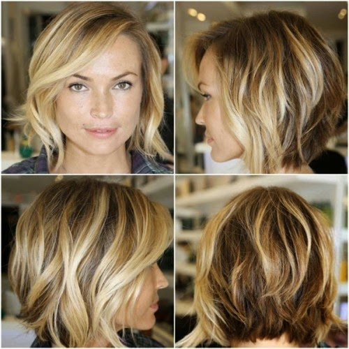 Best medium layer Hair sTyles