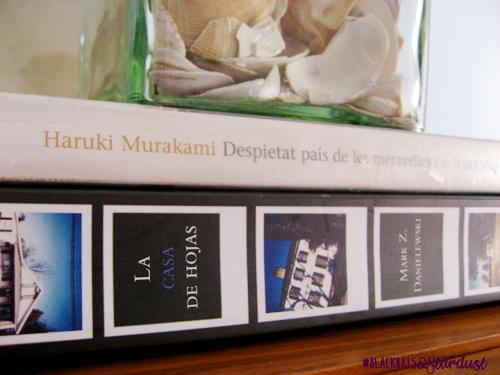 haruki murakami mark danielewski books libros