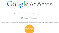 Google Partners - Adwords Professional