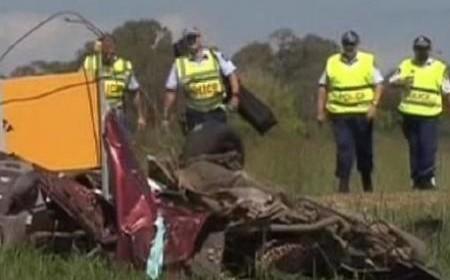 Un policier se rend sur les lieux d'un accident et découvre le corps de sa fille de 4 ans