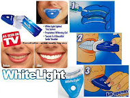 WHITE LIGHT TEETH WHITENING