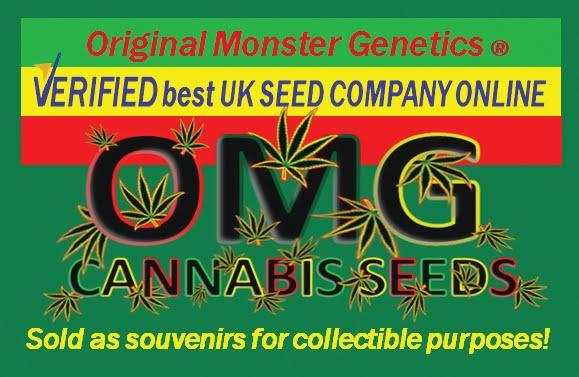 OMG Cannabis Seeds