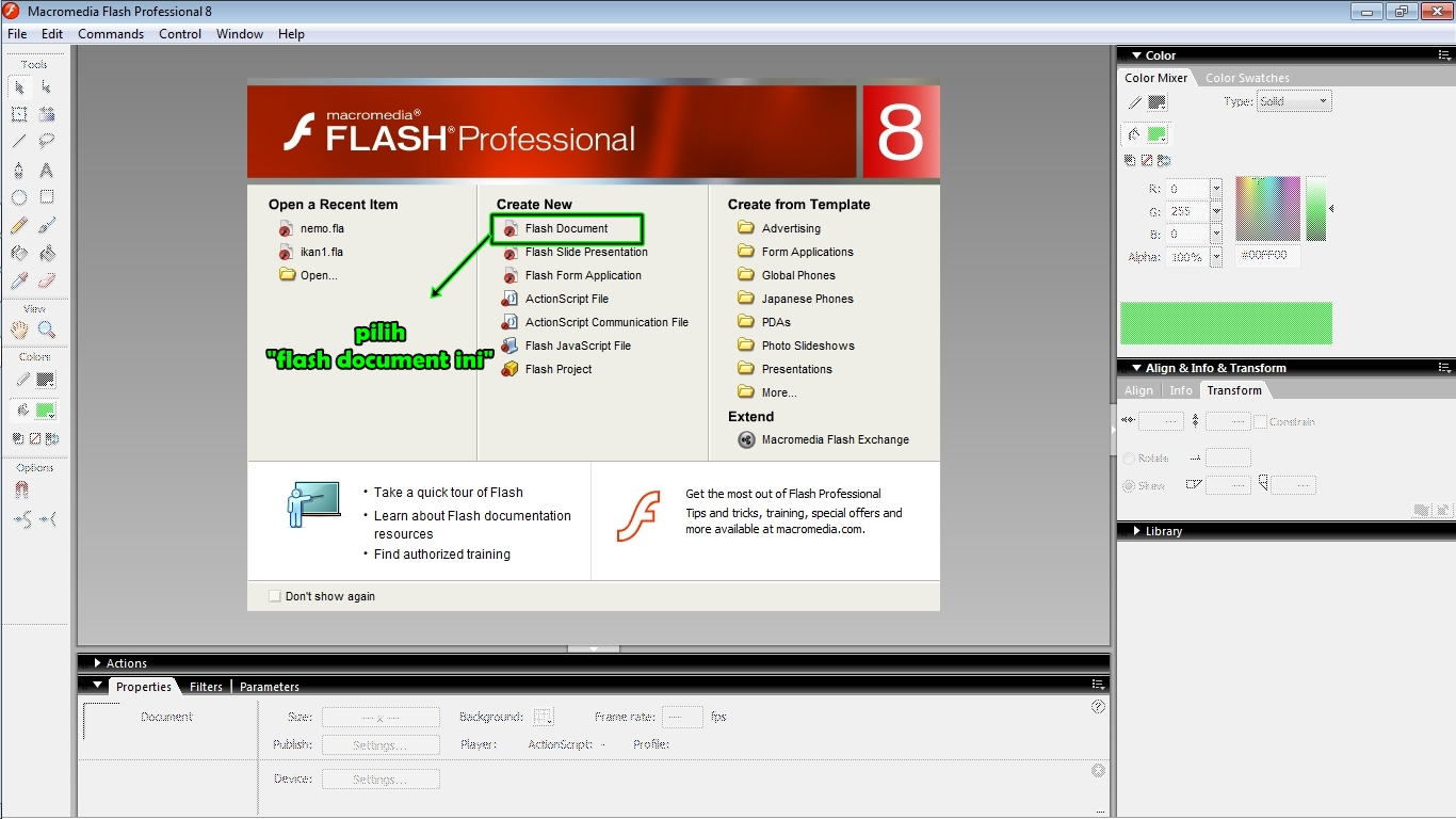 Because older installers and controls do not contain the new version checking logic, the flash player control is