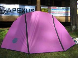 Micralite Tent (brand is apexus) & Bboss Gears: Micralite Tent (brand is apexus)