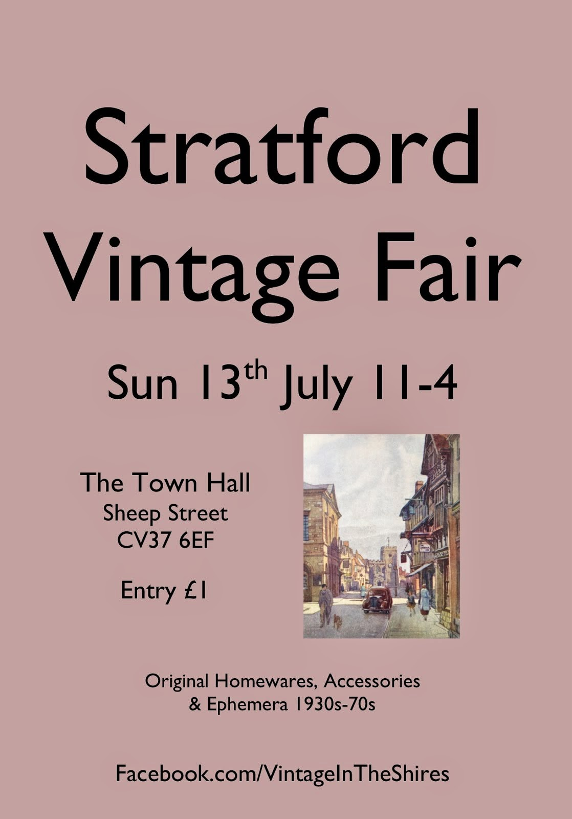 Stratford Vintage Fair